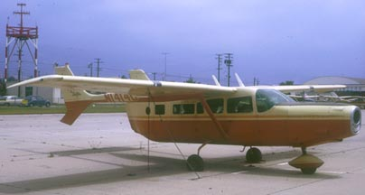 Stolifter conversion of Cessna 337 Skymaster