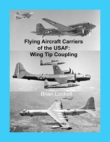 Flying Aircraft Carriers of the USAF: Wing Tip Coupling