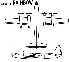 Republic XF-12 Rainbow