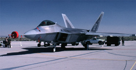1998 Edwards AFB Open House  Static Displays