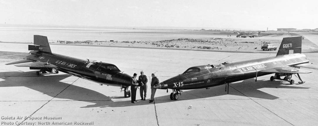 Neil Armstrong X-15 - Pics about space