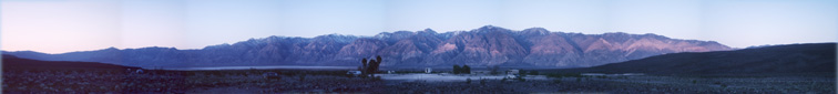 Saline Valley Sunrise